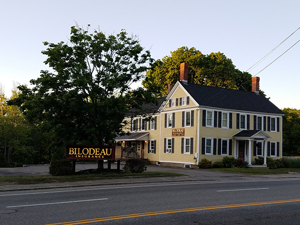 Bilodeau Insurance Brunswick Maine